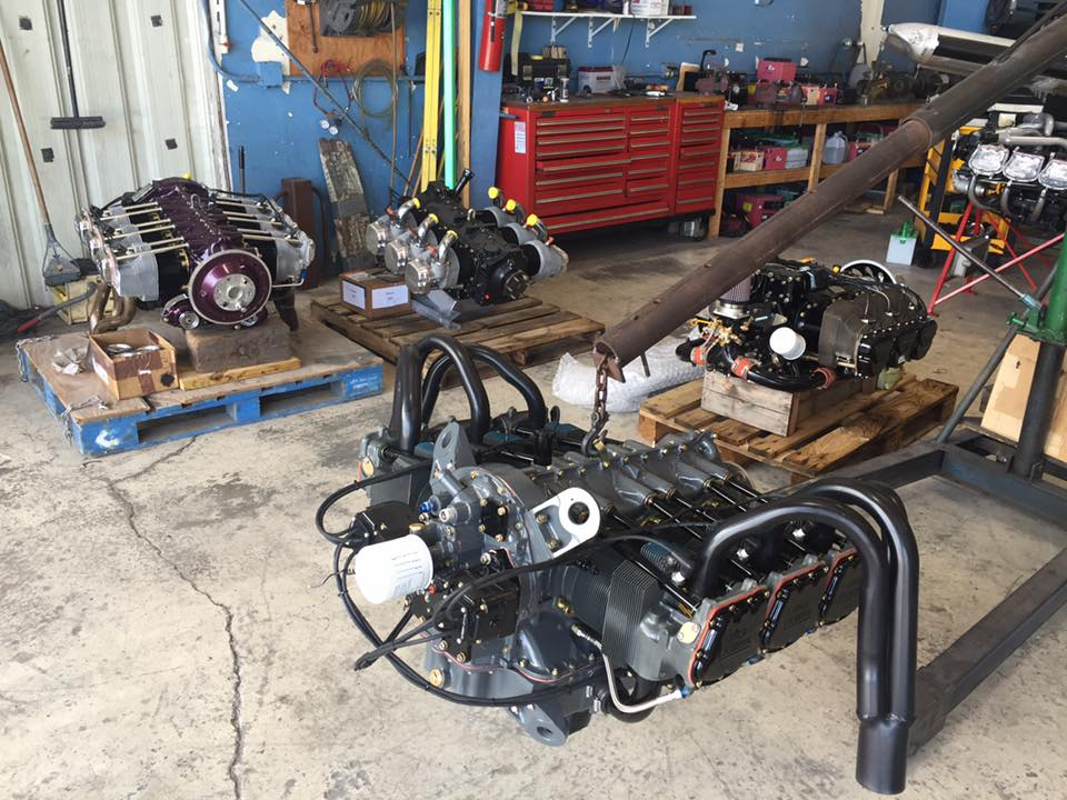 airboat engines schmidt aviation inc